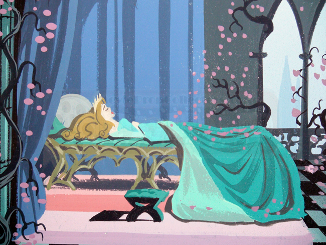 Disney Sleeping Beauty Art