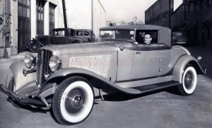 James cagney the mayor of hell 1934 salon cabriolet on for 1934 auburn 1250 salon cabriolet