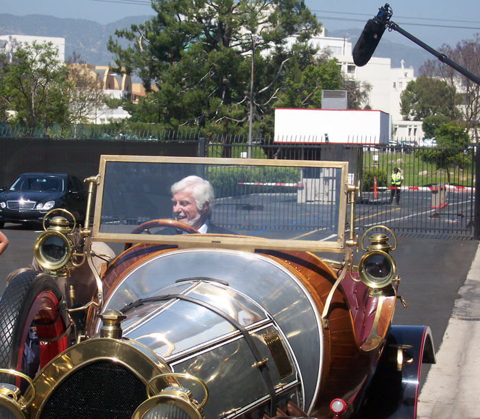 dick van dyke pulled from flaming car on california freeway steve hoffman music forums. Black Bedroom Furniture Sets. Home Design Ideas