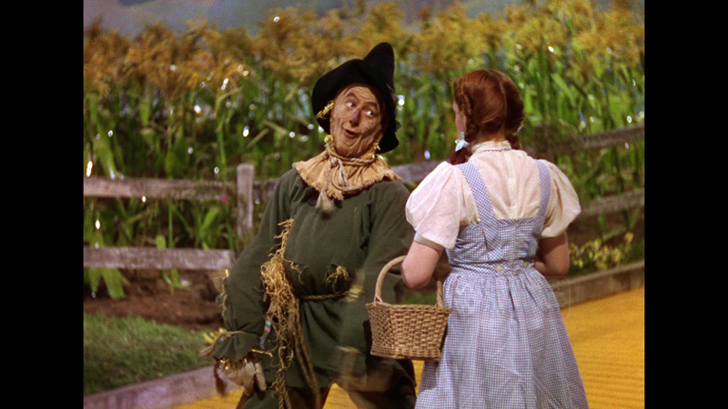 an analysis of the development of dorothy in the wizard of oz a movie Benefits of the movie: the wizard of oz is a classic musical, beloved by children and their parents for generations  a simplified analysis is that the populists.