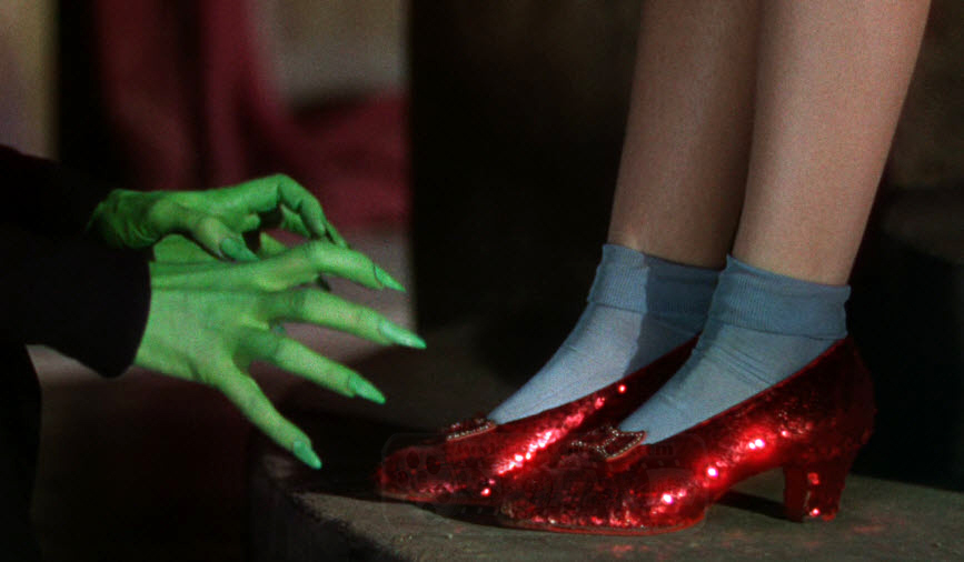 Exclusive Profiles In History S Wizard Of Oz Ruby