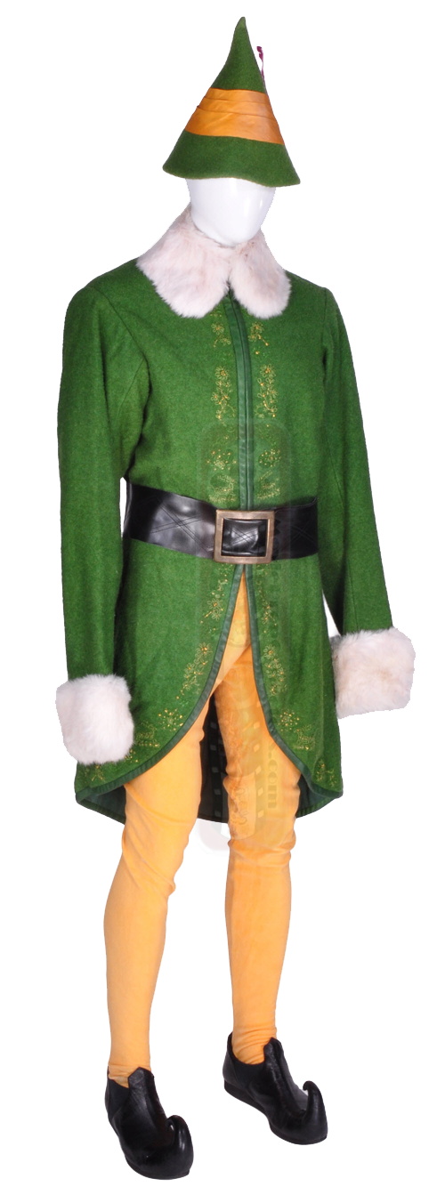 Entertainment Memorabila Dealer Screenused Announces  sc 1 st  Meningrey & Authentic Buddy The Elf Costume - Meningrey