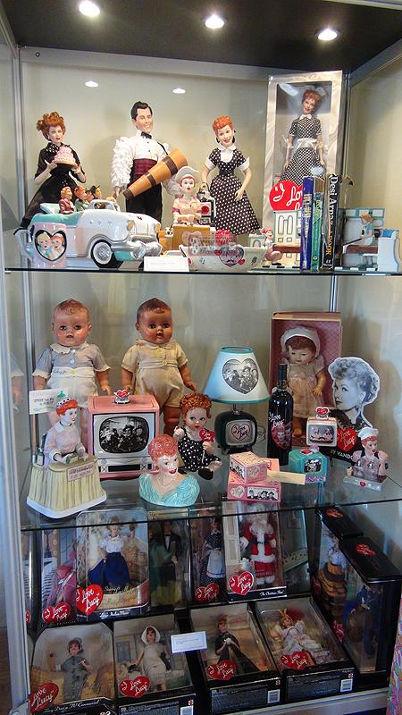 Various Lots Of Lucy Memorabilia